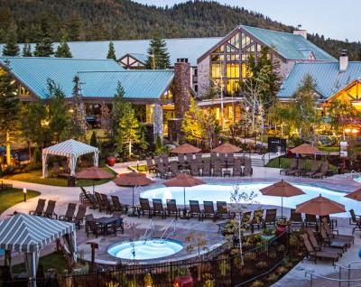 Why Tenaya Lodge Is One Of The Best Places to Stay near Yosemite With Kids