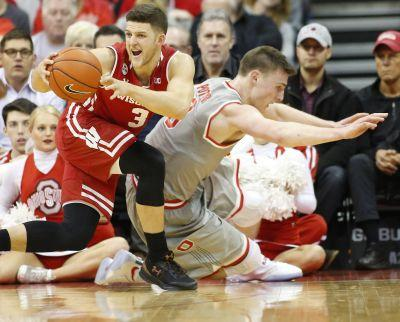 Slow start dooms Wisconsin in loss against Ohio State