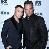 Colton Haynes and Jeff Leatham Have Reportedly Split After 6 Months of Marriage