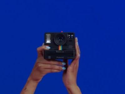 Can you film video with the Polaroid OneStep+?