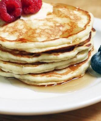A simple tip for fluffy, light pancakes: Don't make this pancake mistake