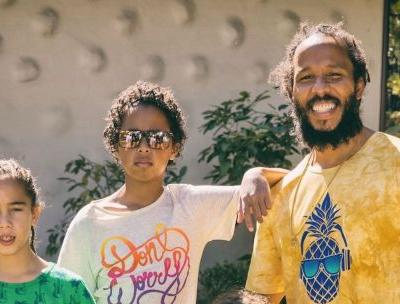 Ziggy Marley Partners With Nordstrom & AppaMan For Kids Clothing Line