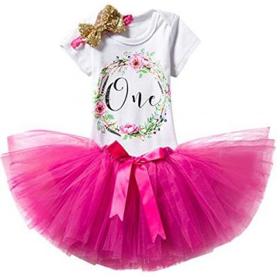 The Best Birthday Dresses For Your Baby Girl's First Year Around The Sun