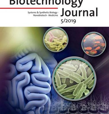 Inside Front Cover: Biotechnology Journal 5/2019