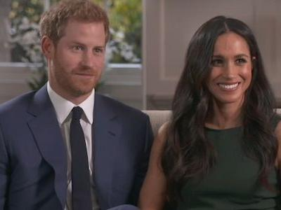 Prince Harry And Meghan Markle Have Announced Their Wedding Date