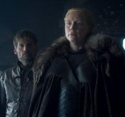 How Brienne's moving moment on Sunday's 'Game of Thrones' was a spectacular deep cut reference to the books