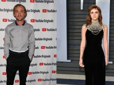Emma Watson's Quote About Her Crush On Tom Felton Is Sweetly Awkward & Full Of Nostalgia