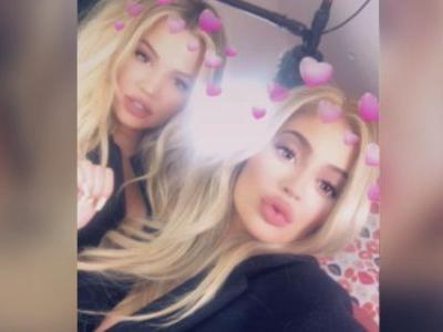 Kylie and Khloé Are Filming Together - and We Hope a Joint Pregnancy Announcement Is on Its Way