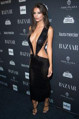 Bella Hadid, Chrissy Teigen and More Stars' Most Revealing Red Carpet Dresses of 2016!