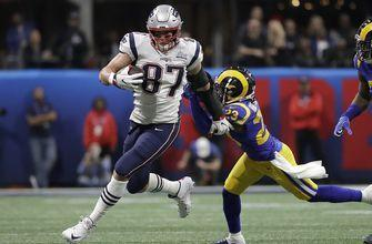Gronk unleashed: Gronkowski sets course for retirement fun
