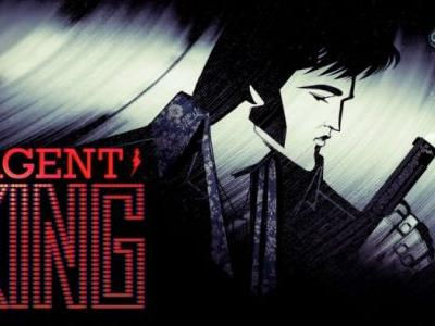 'Agent King' Animated Series Turns Elvis Presley into a Government Spy with a Jetpack