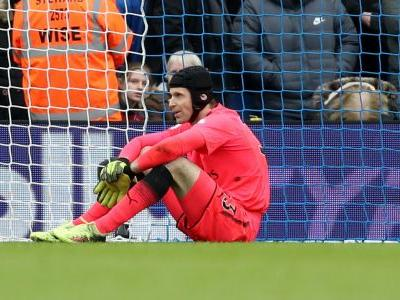Cech acknowledges he let Arsenal down in Brighton debacle