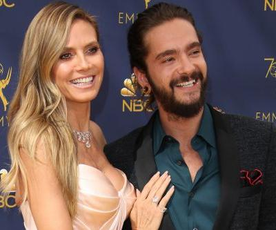 Heidi Klum is engaged to Tokio Hotel rocker Tom Kaulitz