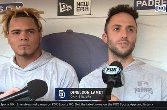 Lamet discusses decision to undergo Tommy John surgery