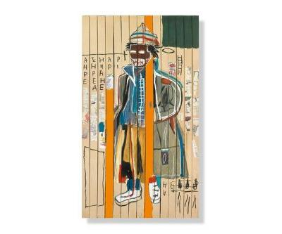 """""""Writing the Future: Basquiat and the Hip-Hop Generation"""" Exhibition Has Been Extended"""
