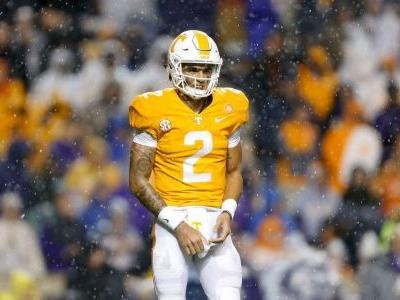New coach Pruitt grades Vols' spring game 'D'