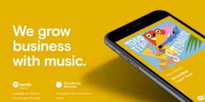 Soundtrack Your Brand, a 'Spotify for B2B' nabs $22M for expansion