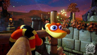 Snake Pass brings David Wise on board, days after its Switch announcement