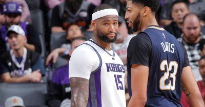 Report: Kings Trade DeMarcus Cousins To Pelicans
