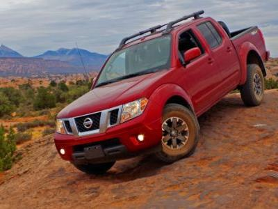 The Nissan Frontier Will Finally Get an Update to Take on the Ford Ranger and Jeep Gladiator: Report