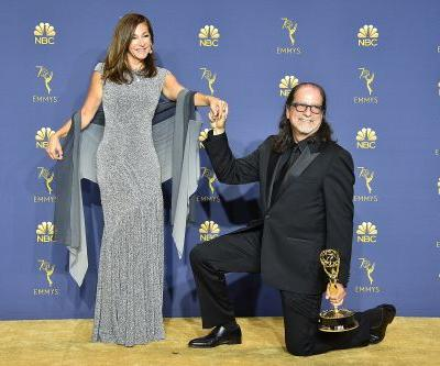 Glenn Weiss' daughters were 'blindsided' by epic Emmy's proposal
