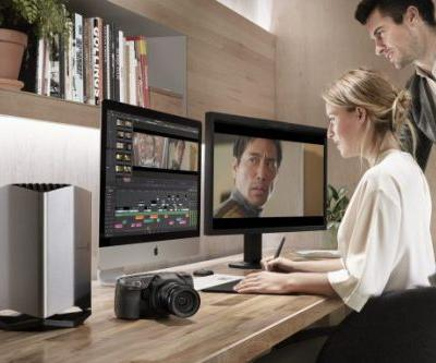 Blackmagic eGPU gives new MacBook Pro a graphics boost