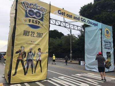 Pokemon Go Fest in Chicago Recap: Connectivity Issues, Angry Crowds, and Refunds