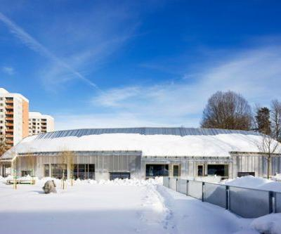 Preschool Ugglan / 3dO Arkitekter