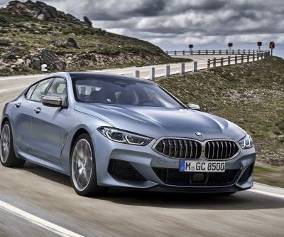 BMW 8 Series Gran Coupe Is Official