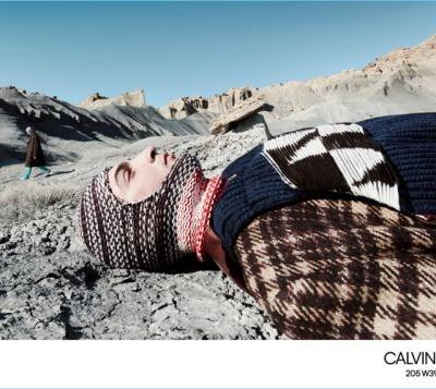 Luca Lemaire & Fernando Albaladejo Travel to Utah for Calvin Klein Fall '18 Campaign