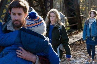 A Quiet Place Makes Big Noise at the Box Office with $50MA Quiet