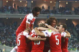 Arsenal, Milan stay perfect in Europa League