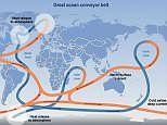 World faces climate chaos over weak circulation of Atlantic Ocean