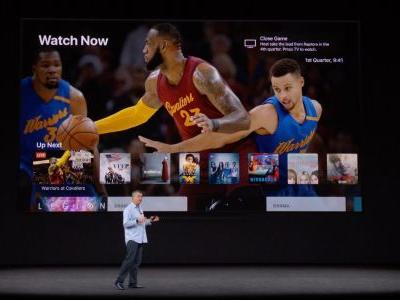Apple rolls out live sports integration to its TV app in Canada