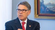 Rick Perry Notifies Trump Of His Resignation: Reports