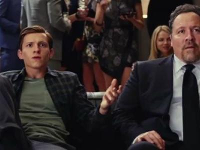 Spider-Man: Far From Home Spot Teases Happy Hogan/Aunt May Romance