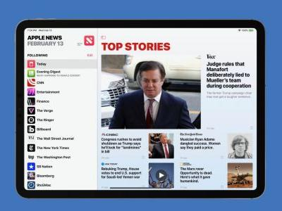 Apple reaches deal with Vox for upcoming Apple News subscription service, report says