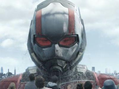 Marvel's Kevin Feige Teases Ant-Man And The Wasp's Importance To Avengers 4