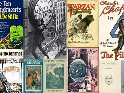 Public Domain Day Is Here!: Copyrighted Works Have Entered the Public Domain Today for the First Time in 21 Years