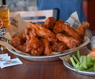 East Coast Wings + Grill Opens First Virginia Location