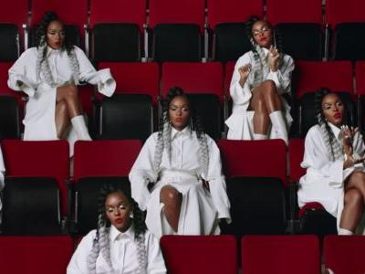 "Janelle Monae - ""I Like That"" Video"