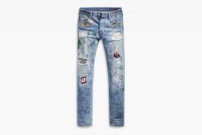 Levi's Celebrate 501 Day With a New Capsule Collection