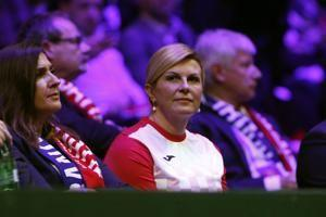 Croatia ease to 2-0 lead over France in Davis Cup final