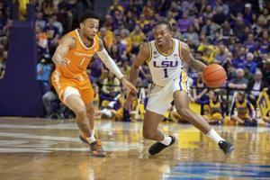Smart leads No. 13 LSU past No. 5 Tennessee in OT, 80-82
