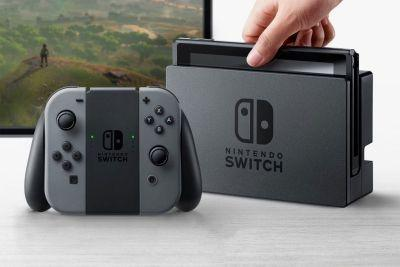 You Can Pre-Order Nintendo's Switch This Friday In NYC