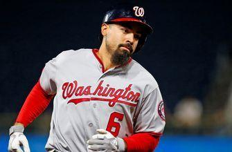 Rendon's mammoth home run puts finishing touches on Nationals win over Pirates