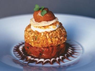 Soul Kitchen: Time for almond crusted vegetable tikkis