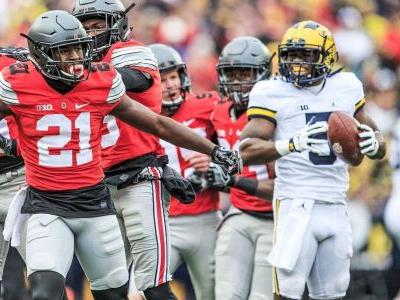 AP poll: Ohio St. up to 6th after beating Michigan