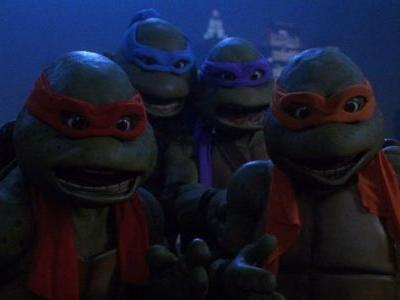 Watch Some Cool Behind The Scenes Fight Choreography For TEENAGE MUTANT NINJA TURTLES II