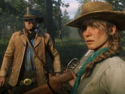 Red Dead celebrates second week standing atop the UK Charts